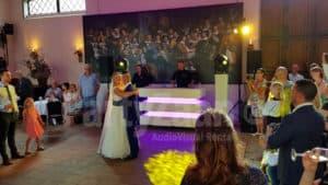 PartyZaan Bruiloft DJ Show drive in trouwfeest