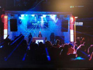 Podium licht geluid lasershow (2)