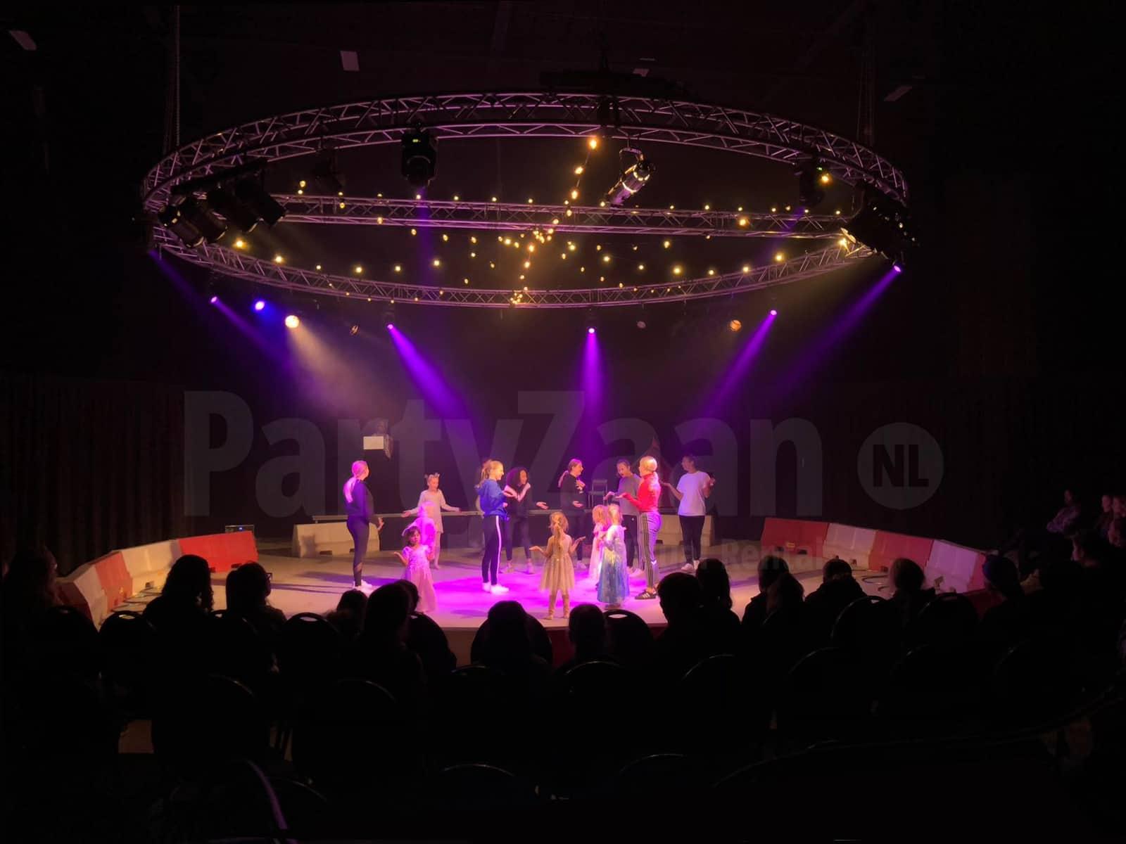 PartyZaan evenement dans show