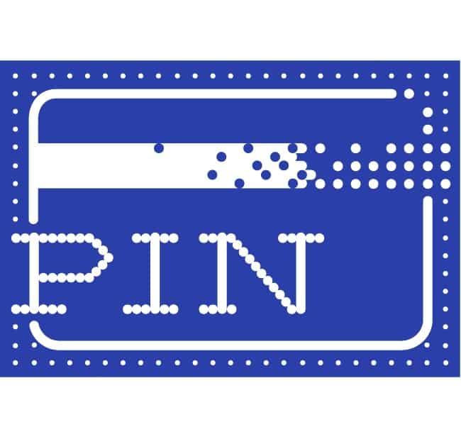 Pin betaling