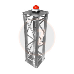 rode knop winkel opening onthulling