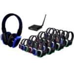 Silent Disco - 400 koptelefoons met 1 zender