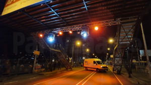 Spot outdoor LED