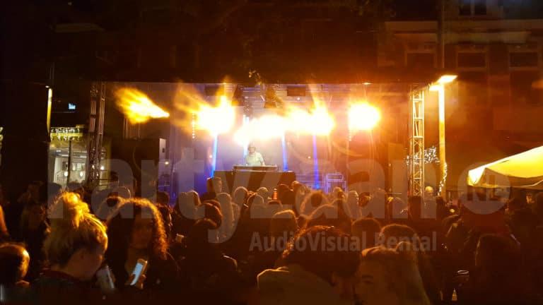 PartyZaan Podium ADJ Vizi BSW 300