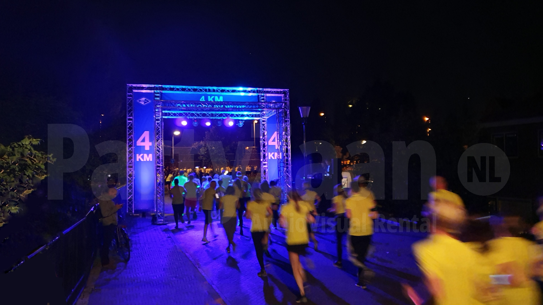 PartyZaan - Dam tot Dam By Night 2019