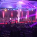 Gala show truss licht geyser huren